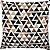 Capa Belize Triângulos Marrons - Imagem 1