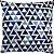 Capa Belize Triângulos Azuis - Imagem 1