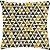 Capa Belize Triângulos Amarelos - Imagem 1