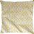 Capa Almofada Veludo Colmeia Amarelo Mescla - Imagem 1