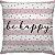 Capa Almofada Candy Be Happy - Imagem 1