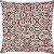 Capa Belize Geométricas Vermelha/ Cinza - Imagem 1