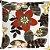 Capa Belize Flores Laranjas - Imagem 1