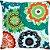 Capa Belize Mandalas Coloridas - Imagem 1