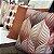 Kit Capas de almofada Terracota veludo com 4 unidades - Imagem 1