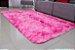 Tapete Pelo Alto 2,00 X 1,40 m Pink Mesclado - Imagem 1