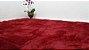 Tapete Pelo Alto 2,00 x 2,40 m Vermelho Bordo - Imagem 1