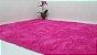 Tapete Pelo Alto 2,00 X 2,40 m Pink Liso - Imagem 1