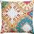 Capa Almofada Veludo Mandalas Colors Velfit - Imagem 1