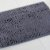 Tapete Microfibra Pequeno 40 x 60 - Grafite - Imagem 1