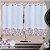CORTINA ALECRIM 1,20M X 2,80M FLAMINGO - Imagem 1