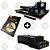 Sublikit Iniciante Prensa Plana 40x60 Stc + Impressora Epson L120 Sublimática - Imagem 1