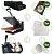 Sublikit Microempreendedor Prensa Plana Stc 38x38cm + Prensa de Caneca Stc + Impressora L120 Sublimatica + Insumos - Imagem 1