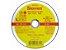 Starrett Disco De Corte 180x1,6MM DAC 180-24 - Imagem 1