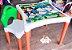 Mesinha com 1 Cadeira Fofossauros em Plástico - Xalingo - Imagem 2