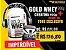 Combo Gold Whey 900g + Creatina 300g Nutrata  - GANHE FONE DE OUVIDO - Imagem 1