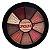 Mini Paleta De Sombras + primer Magic Burgundy Ruby Rose - Imagem 1