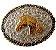Fivela Para Cinto Country De Zamac Cabeça de Cavalo 11406 - Imagem 1