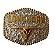Fivela Para Cinto Country De Zamac Longhorn 10924 - Imagem 1