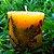 Vela Aromática de Amora Caamanha - Imagem 6