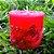 Vela Aromática de Blueberry Caamanha - Imagem 2