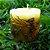 Vela Aromática de Camomila Caamanha - Imagem 5