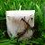 Vela Aromática de Cravo e Canela Caamanha - Imagem 6