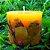 Vela Aromática de Rosas Caamanha - Imagem 2