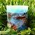 Vela Aromática de Lavanda Caamanha - Imagem 1