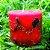 Vela Aromática de Morango Caamanha - Imagem 2