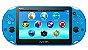 PS Vita Slim Aqua + cartão 32gb - Imagem 1