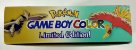 Caixa Game Boy Color Pokémon edition [Replica] - GBC - Imagem 3