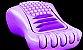 Massageador para os Pés Happy Foot - Ortho Pauher - Imagem 1