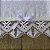 Toalha de Rosto Branca em Renda de Bilros Branca - Imagem 2