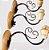 Kit 3 Arandelas Madeira Ferro 1 Lâmpada Simples Artesanal - Imagem 2