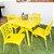 Cadeiras Nature Várias Cores - Forte Plástico - Imagem 4