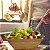 Conjunto Para Salada Em Bambu - 2 Pçs WELF - Imagem 4