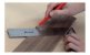 Esquadro Para Carpinteiro K53M 300MM Cabo Alumínio Starrett - Imagem 2