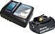 Parafusadeira e Furadeira 18V DDF483RFE Com 2 Bateria Makita - Imagem 3