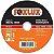 Disco De Corte 4.1/2'' x 1x22,2mm Para Metal Inox Foxlux  - Imagem 1