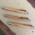 Kit 20 Canetas de Bambu - Imagem 1