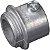Adaptador de Condulete Alumínioínio 1/3 - Imagem 2