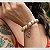 Pulseira Ātman 18 Contas Madeira Gelo 10mm - Imagem 2