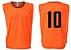 Coletes de Futebol Numerados - Kit com 10 unidades - Imagem 5