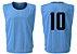 Coletes de Futebol Numerados - Kit com 10 unidades - Imagem 4