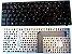 Teclado Notebook Philco 14f Com Funções Br C/ Ç   e   Positivo S1990 - Imagem 1