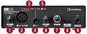 Interface de Audio YAMAHA Steinberg UR12 - Imagem 6