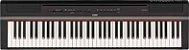 PIANO DIGITAL YAMAHA P121 + FONTE + PEDAL + PORTA PARTITURA. ORIGINAL 1 ANO DE GARANTIA - Imagem 1
