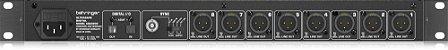 Behringer ADA8200 Conversor Analógico para Digital com Pré-Amp Midas - Imagem 3