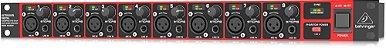 Behringer ADA8200 Conversor Analógico para Digital com Pré-Amp Midas - Imagem 4